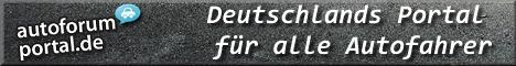 Willkommen auf Autoforum-Portal.de,             Deutschlands Portal für alle Autofahrer...